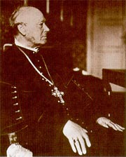 Bishop Josip Juraj Strossmayer