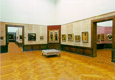 The Strossmayer Gallery of  Old Masters