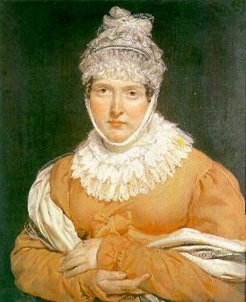 Antoine-Jean Gros: Madame Récamier