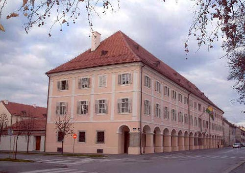 Zgrada Zavoda za znanstvenoistraživački i umjetnički rad u Bjelovaru